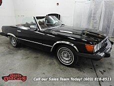 1978 Mercedes-Benz 450SL for sale 100731618