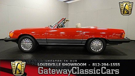 1978 Mercedes-Benz 450SL for sale 100768528