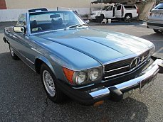1978 Mercedes-Benz 450SL for sale 100832630