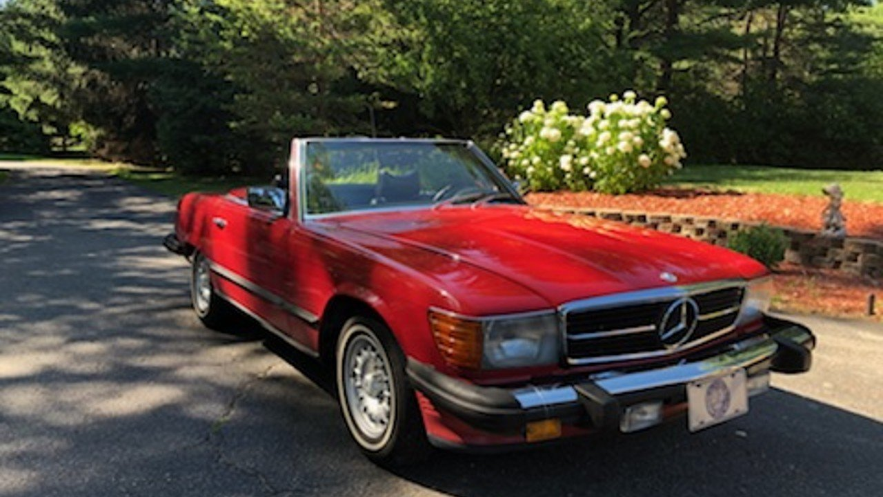 1978 Mercedes-Benz 450SL for sale 101007695