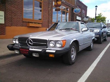 1978 Mercedes-Benz 450SL for sale 100867527