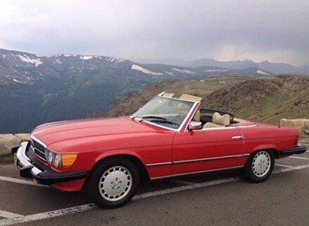 1978 Mercedes-Benz 450SL for sale 100875099