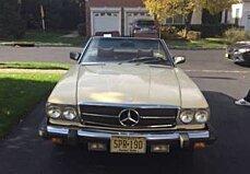 1978 Mercedes-Benz 450SL for sale 100906603
