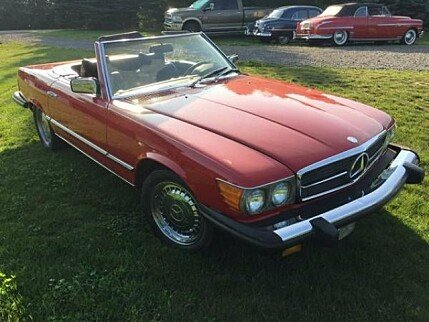 1978 Mercedes-Benz 450SL for sale 100912442