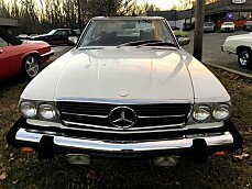 1978 Mercedes-Benz 450SL for sale 100930348