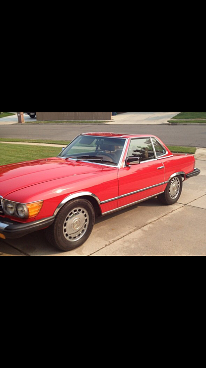 1978 Mercedes-Benz 450SL for sale 100995696