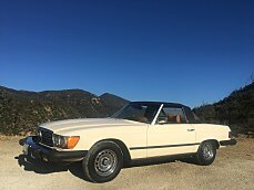 1978 Mercedes-Benz 450SL for sale 101013876