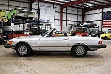 1978 Mercedes-Benz 450SL for sale 101027083
