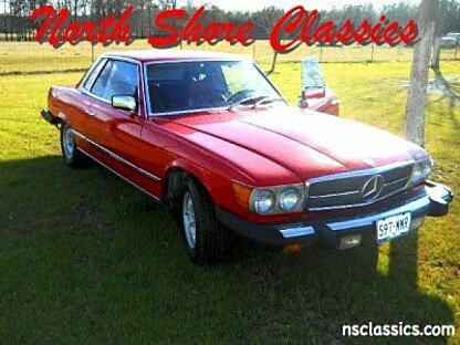 1978 Mercedes-Benz 450SLC for sale 100775790