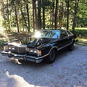 1978 Mercury Cougar XR7 for sale 100784725