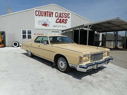 1978 Mercury Marquis for sale 100861873