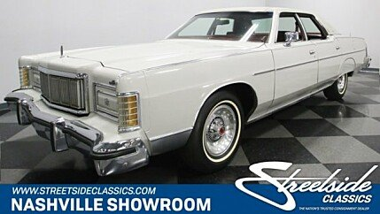1978 Mercury Marquis for sale 100980947