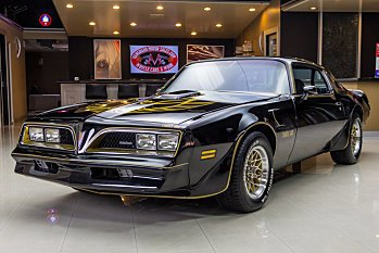 1978 Pontiac Firebird for sale 100750181