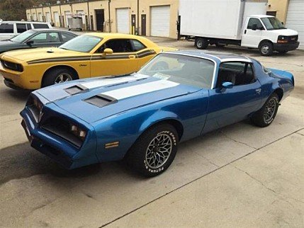 1978 Pontiac Firebird for sale 100829636