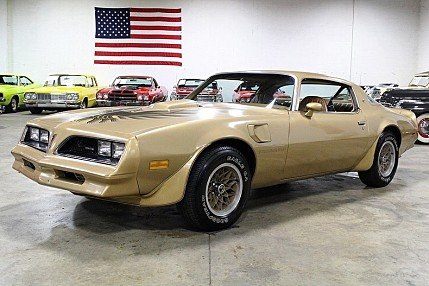 1978 Pontiac Firebird for sale 100910628