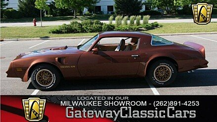 1978 Pontiac Firebird for sale 100921285