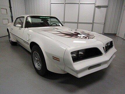 1978 Pontiac Firebird for sale 101013164