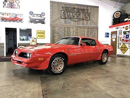 1978 Pontiac Firebird for sale 101028472