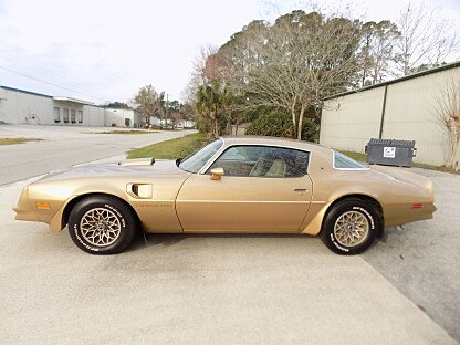 1978 Pontiac Trans Am for sale 100845222