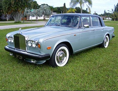 1978 Rolls-Royce Silver Shadow for sale 100753598