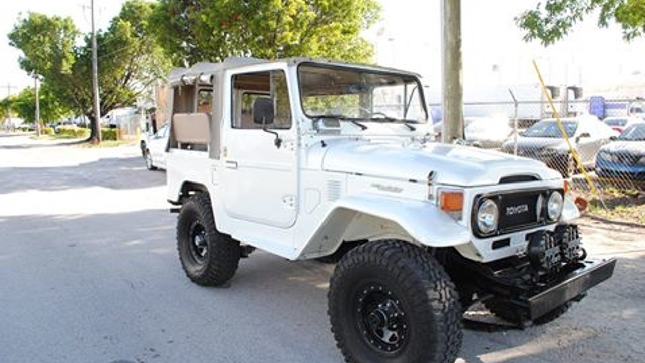 1978 Toyota Land Cruiser for sale 100846726