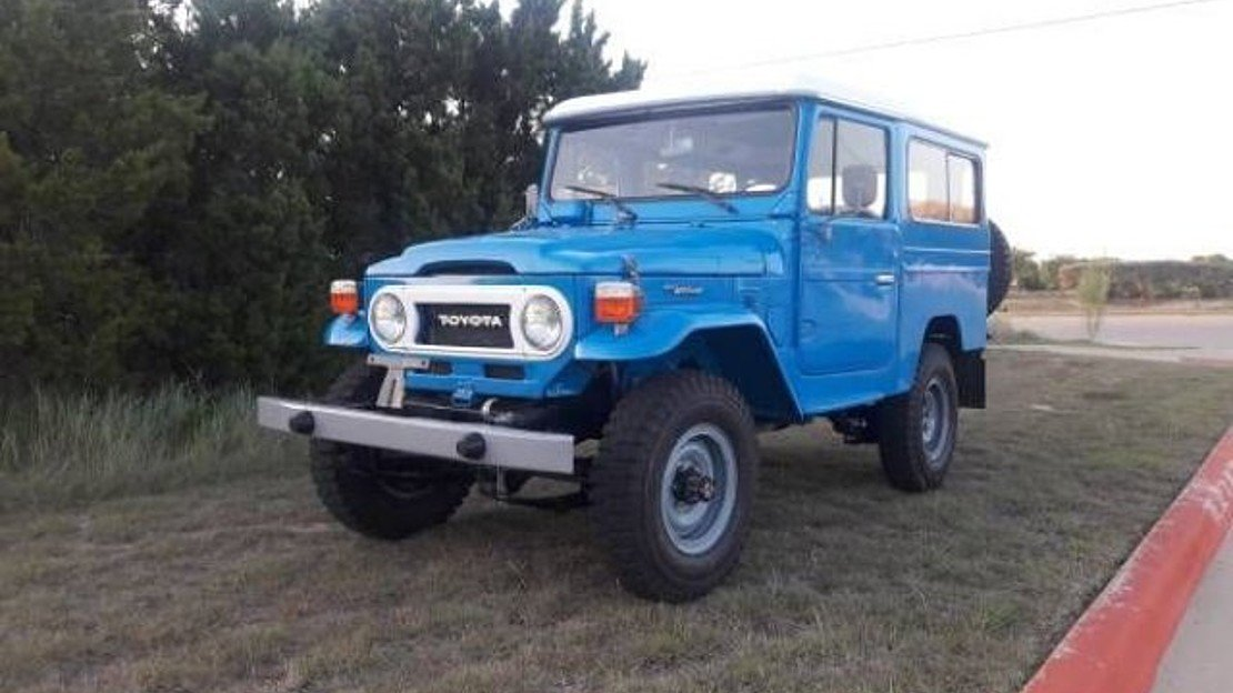 1978 Toyota Land Cruiser for sale 101051393
