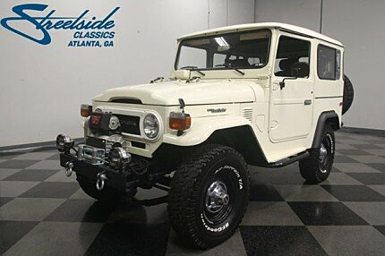 1978 Toyota Land Cruiser for sale 100963257
