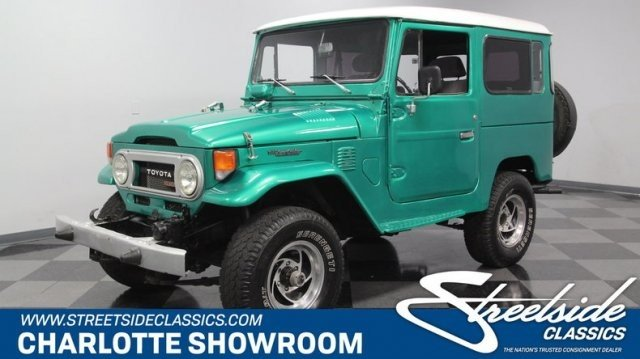 1978 Toyota Land Cruiser For Sale 101031900