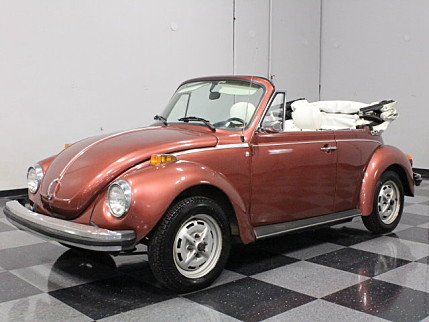 1978 Volkswagen Beetle for sale 100765740
