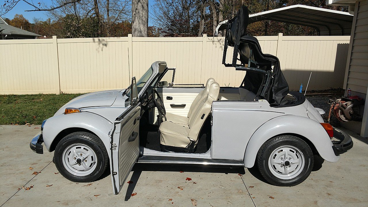 1978 Volkswagen Beetle Convertible for sale 101007633