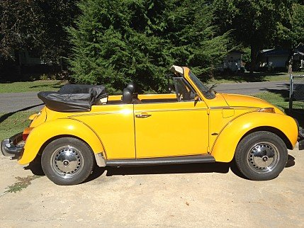 1978 Volkswagen Beetle for sale 100771255