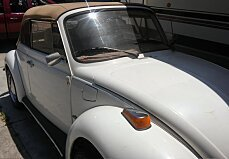 1978 Volkswagen Beetle for sale 100792098