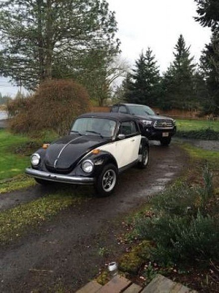 1978 Volkswagen Beetle Convertible for sale 100837823