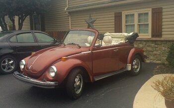1978 Volkswagen Beetle Convertible for sale 100943931