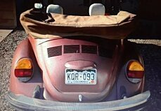 1978 Volkswagen Beetle for sale 100978883