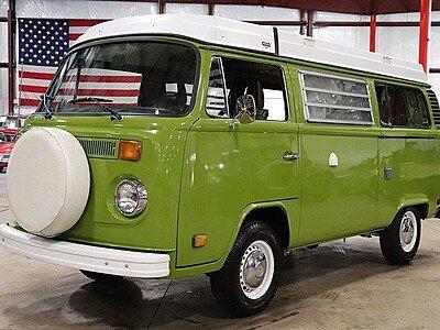 1978 Volkswagen Vans for sale 101000529
