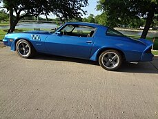 1978 chevrolet Camaro for sale 101004274