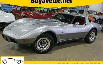 1978 chevrolet Corvette for sale 100972494