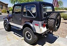 1978 jeep CJ-7 for sale 101017492