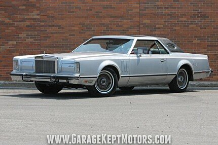 1978 lincoln Continental for sale 101017511