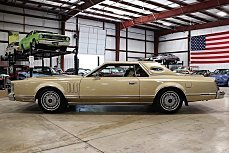 1978 lincoln Continental for sale 101019435