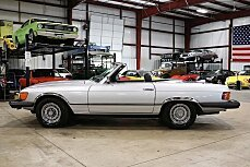 1978 mercedes-benz 450SL for sale 101027083