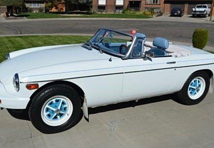 1978 mg MGB for sale 101008790