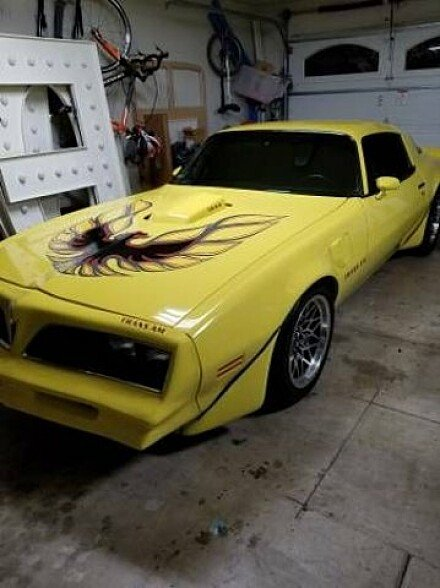 1978 pontiac Firebird for sale 100969401