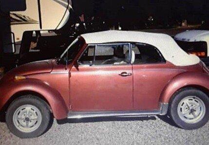 1978 volkswagen Beetle for sale 100990647