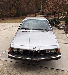 1979 BMW 633CSi for sale 100834240