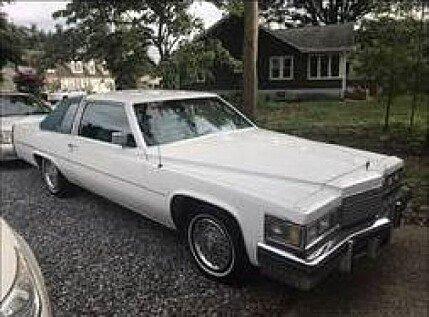 1979 Cadillac De Ville Clics for Sale - Clics on Autotrader