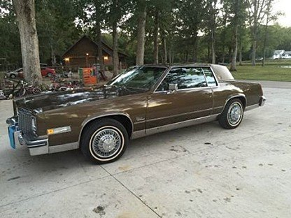 1979 Cadillac Eldorado for sale 100797103