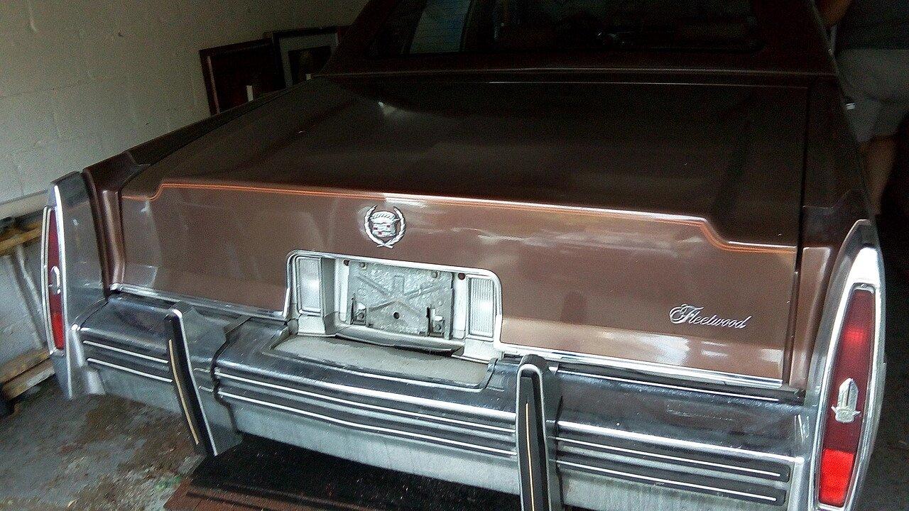 1979 Cadillac Fleetwood Brougham Sedan for sale 101005729