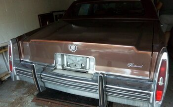 1979 Cadillac Fleetwood Brougham Sedan for sale 101005729